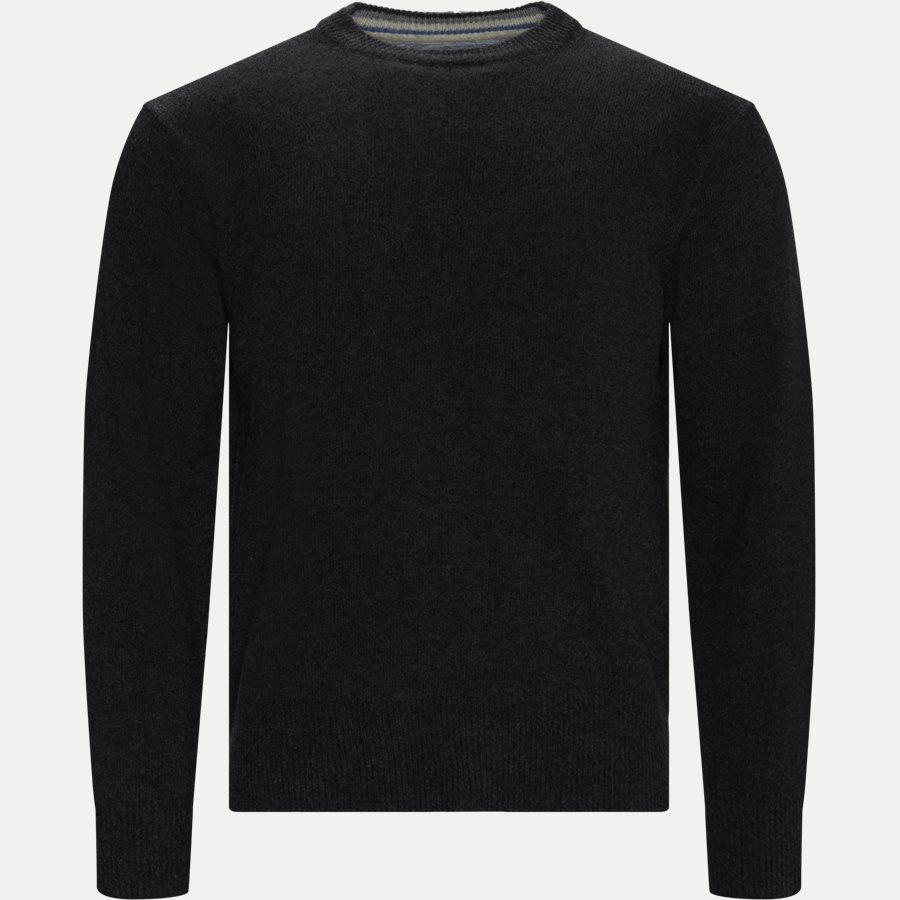 TRIESTE - Knitwear - Regular - CHARCOAL MEL. - 1